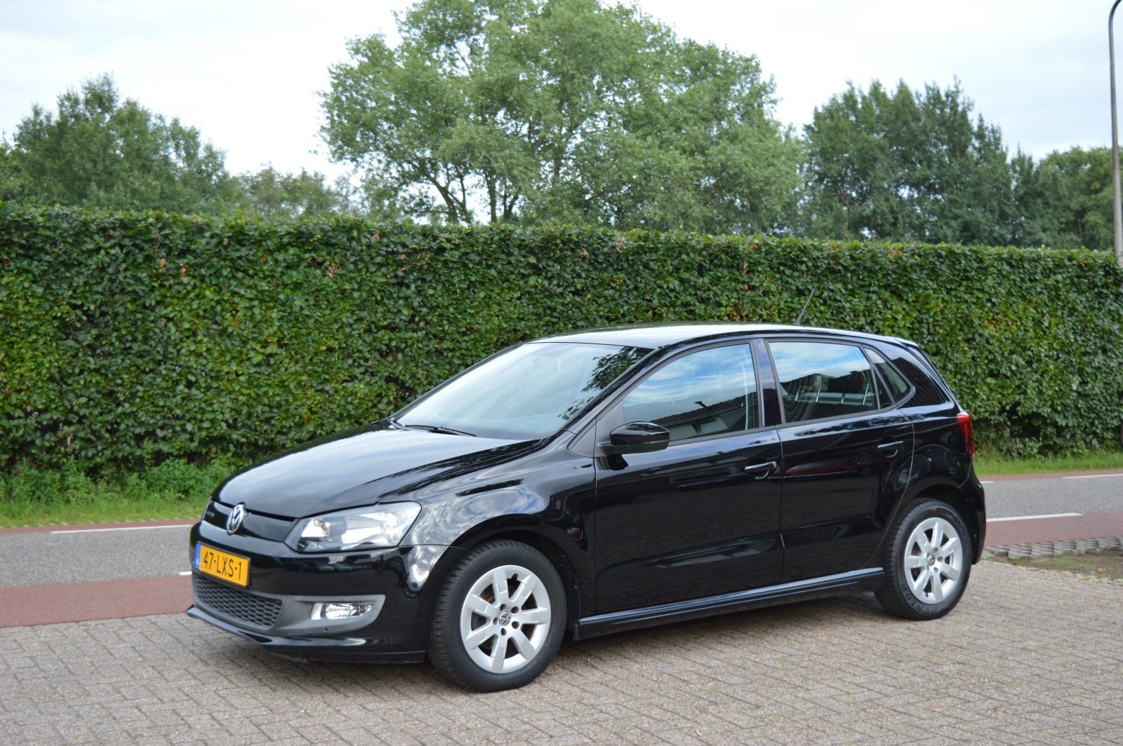 volkswagen polo 1 2 tdi bluemotion trendline autobedrijf slager. Black Bedroom Furniture Sets. Home Design Ideas