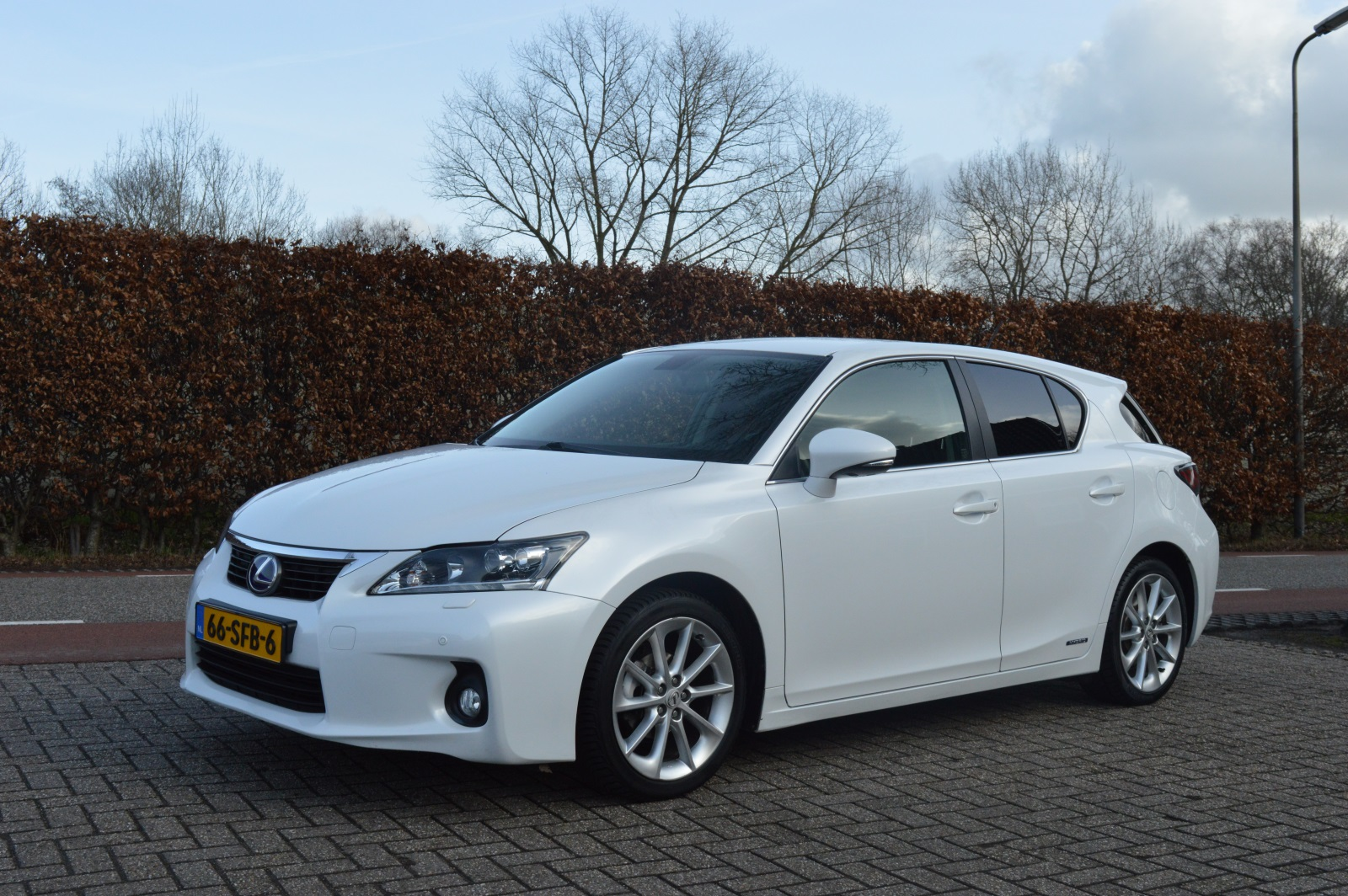 lexus ct 200h luxury line autobedrijf slager. Black Bedroom Furniture Sets. Home Design Ideas