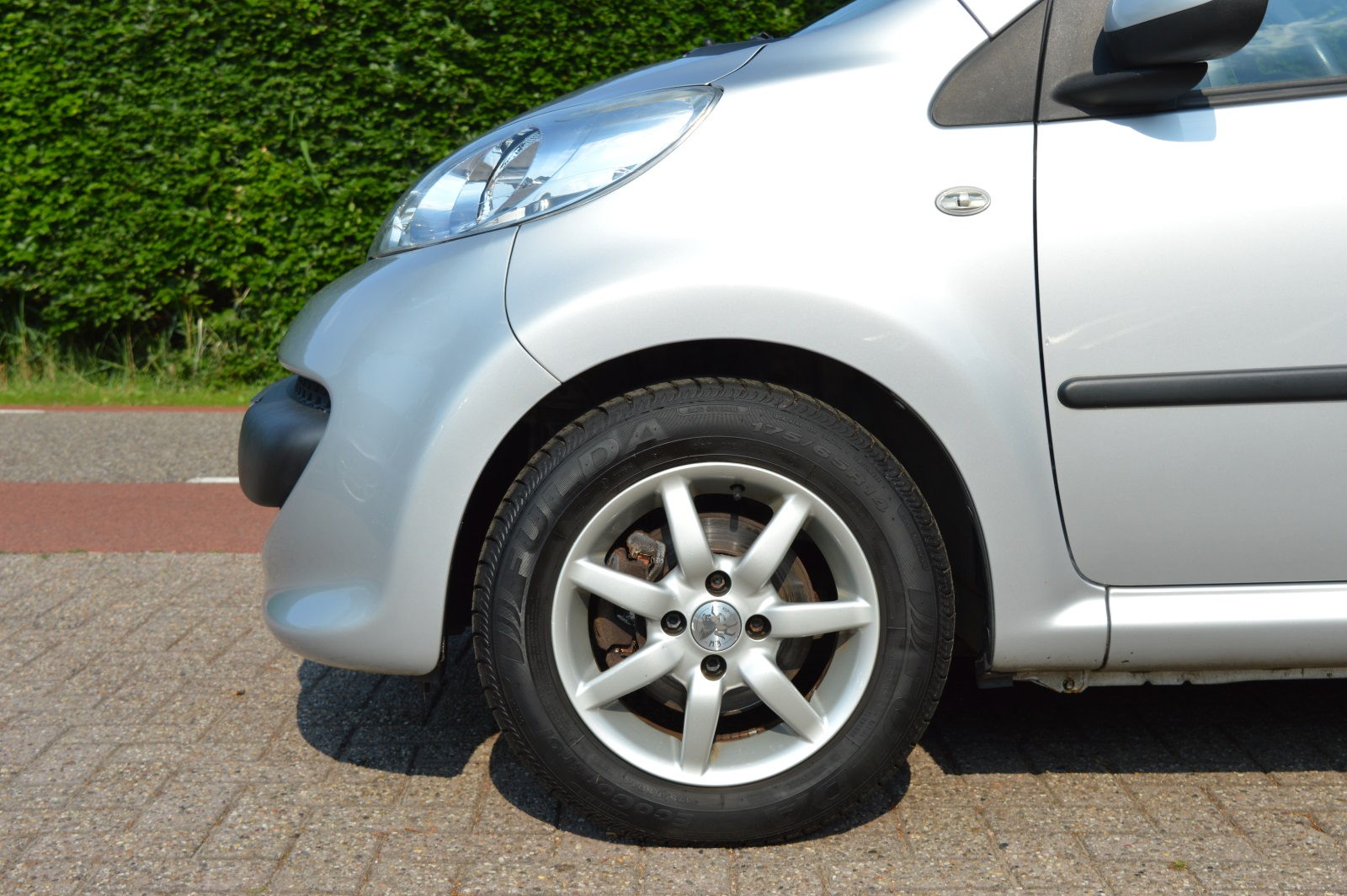 Peugeot 107 10 12v Xr Autobedrijf Slager
